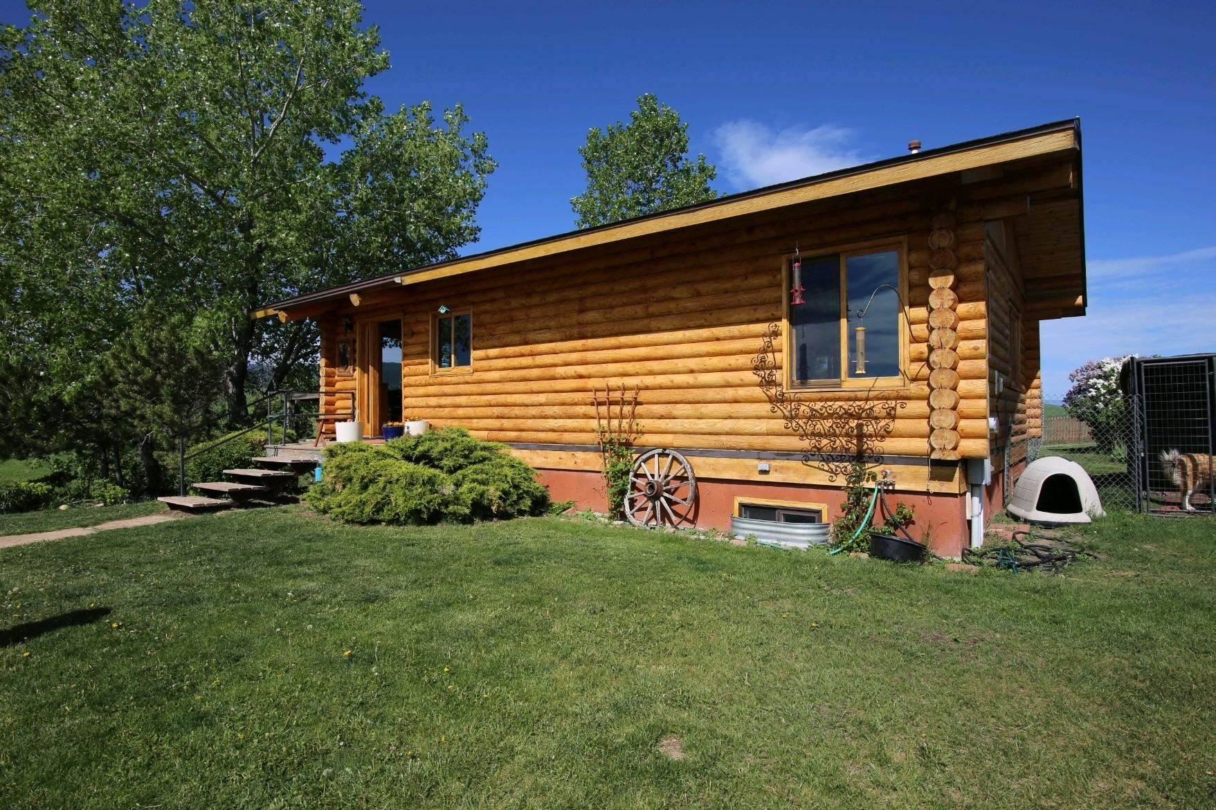 Photo for 41 Pompey Creek Road, Banner, WY 82832 (MLS # 20-877)