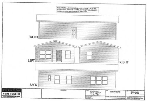 Photo of Unit 3-S Lobban Avenue, Buffalo, WY 82834 (MLS # 20-966)