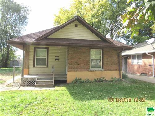 Photo of 2109 Bryan St., Sioux City, IA 51109 (MLS # 807010)