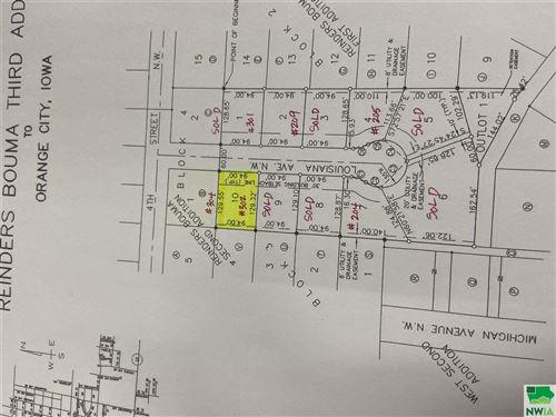 Photo of 302 Louisiana Ave NW, Orange City, IA 51041 (MLS # 807193)