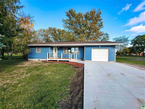 Photo of 1486 BENNET AVE, South Sioux City, NE 68776 (MLS # 815239)