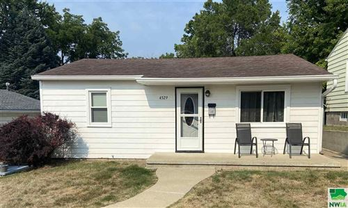 Photo of 4529 GARFIELD ST, Sioux City, IA 51108 (MLS # 814257)