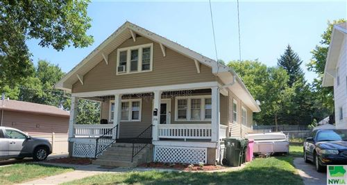 Photo of 2116 S Paxton, Sioux City, IA 51106-9608 (MLS # 814258)