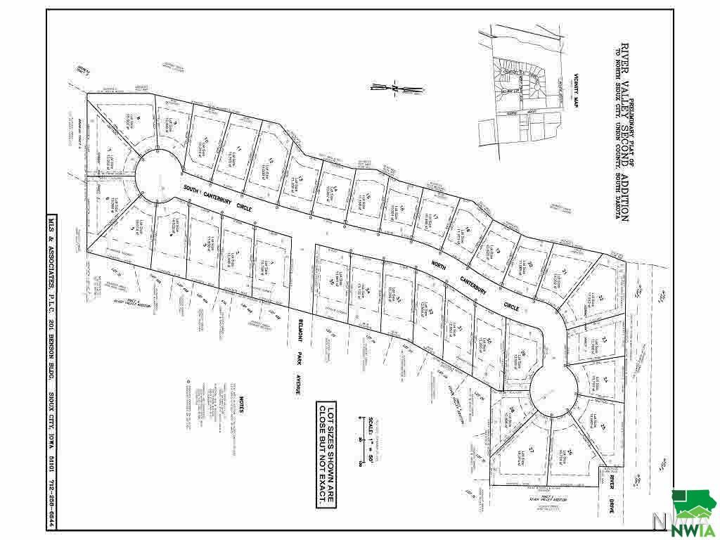 Photo for lot 19 Canterbury, No. Sioux City, SD 57049 (MLS # 800258)