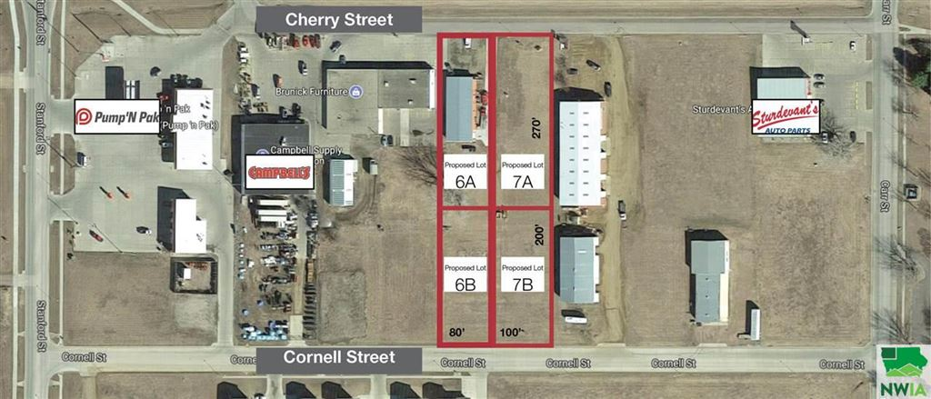 Photo for Proposed Lot 6A Cherry St., Vermillion, SD 57069 (MLS # 800297)