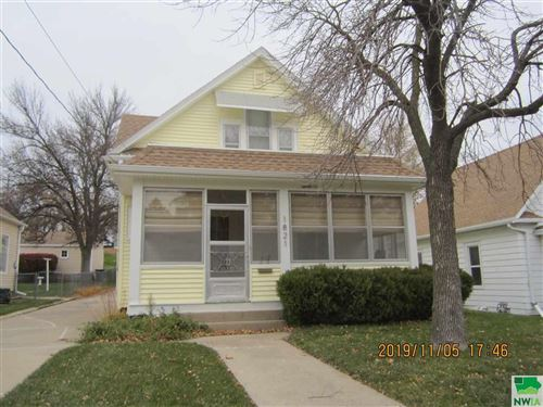 Photo of 1821 W 6TH ST, Sioux City, IA 51103 (MLS # 807314)