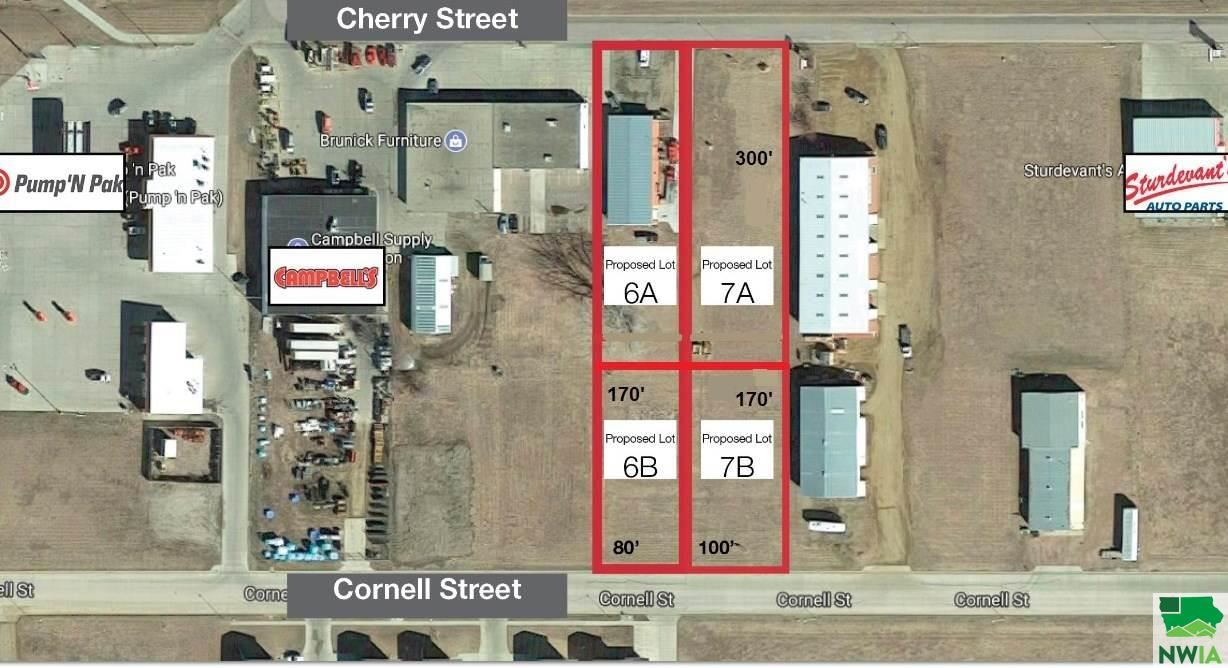 Photo for Lot 7A/Proposed Cherry St., Vermillion, SD 57069 (MLS # 806437)