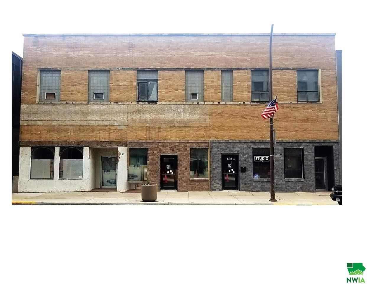 Photo for 508-12 5th Street 508-12, Sioux City, IA 51101 (MLS # 800443)
