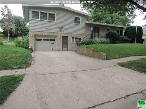 Photo of 3626 Pierce Place, Sioux City, IA 51104 (MLS # 805656)