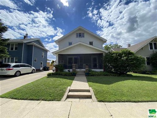 Photo of 3305 Jennings St., Sioux City, IA 51104 (MLS # 809705)