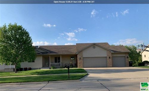 Photo of 1721 Aztec Circle, Sioux City, IA 51104 (MLS # 814723)