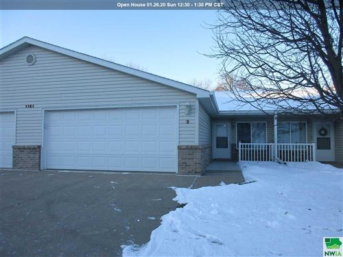 Photo of 1161 Meadow View Ct #3, Sioux City, IA 51106 (MLS # 807828)