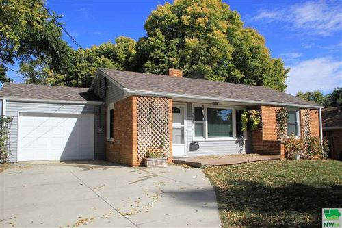 Photo of 4013 4th Ave., Sioux City, IA 51106 (MLS # 810920)