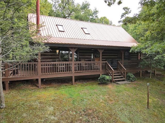 Photo of 1854 Beach Front Dr Bears On Beach Front, Sevierville, TN 37876 (MLS # 244089)