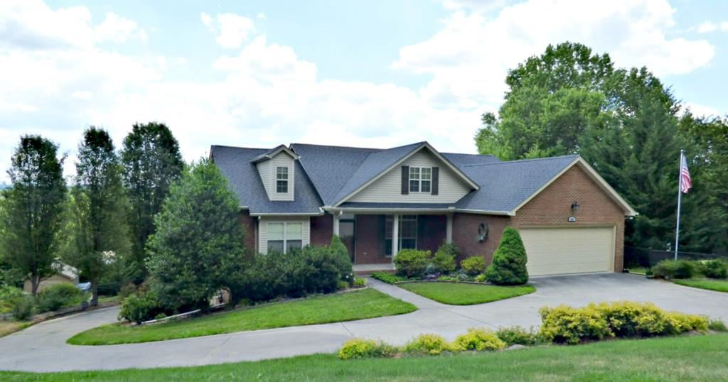 Photo of 1627 Cordell Hull Dr, Morristown, TN 37814 (MLS # 243240)