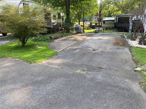 Photo of 4229 E Parkway lot #281 Lot and Camper, Gatlinburg, TN 37738 (MLS # 242424)