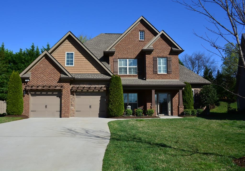Photo of 8143 Crimson Tree, Knoxville, TN 37919 (MLS # 241849)