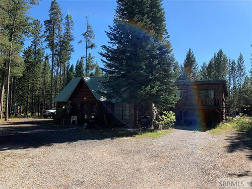 Photo of 4182 N Big Springs Loop Road, ISLAND PARK, ID 83429 (MLS # 2132182)