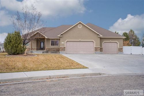 Photo of 3656 Tuscany Drive, IDAHO FALLS, ID 83404 (MLS # 2126261)