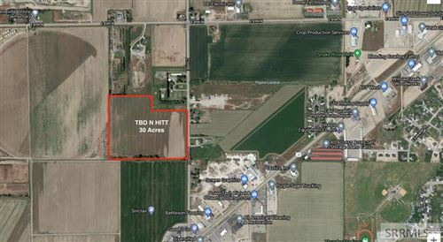 Photo of tbd N Hitt Road, IDAHO FALLS, ID 83404 (MLS # 2132328)