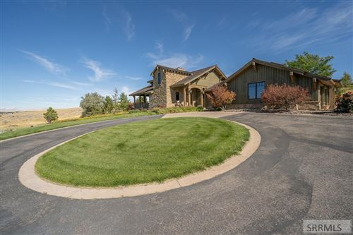 Photo of 4943 S Hidden Canyon Drive, IDAHO FALLS, ID 83406 (MLS # 2131392)