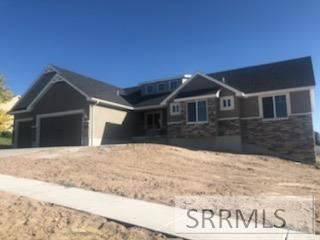 Photo of 3603 S Founders Pointe Court, AMMON, ID 83406 (MLS # 2128399)