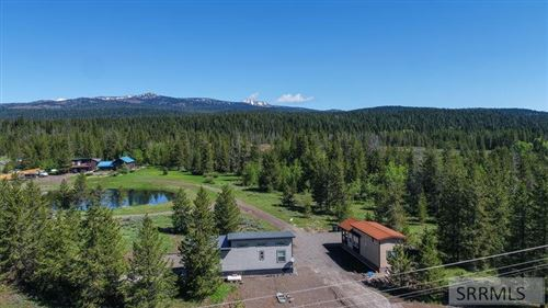 Photo of 3555 Yale-Kilgore Road, ISLAND PARK, ID 83429 (MLS # 2131435)