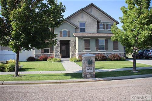 Photo of 668 Mya Lane, IDAHO FALLS, ID 83402 (MLS # 2131439)