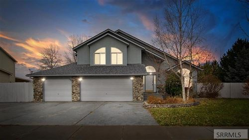 Photo of 3810 Nathan Drive, IDAHO FALLS, ID 83404 (MLS # 2133566)