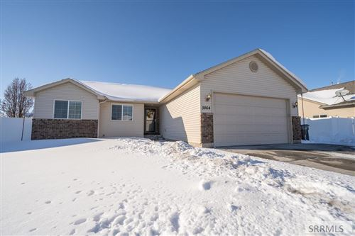 Photo of 3864 Summer Sun Drive, IDAHO FALLS, ID 83404 (MLS # 2126802)