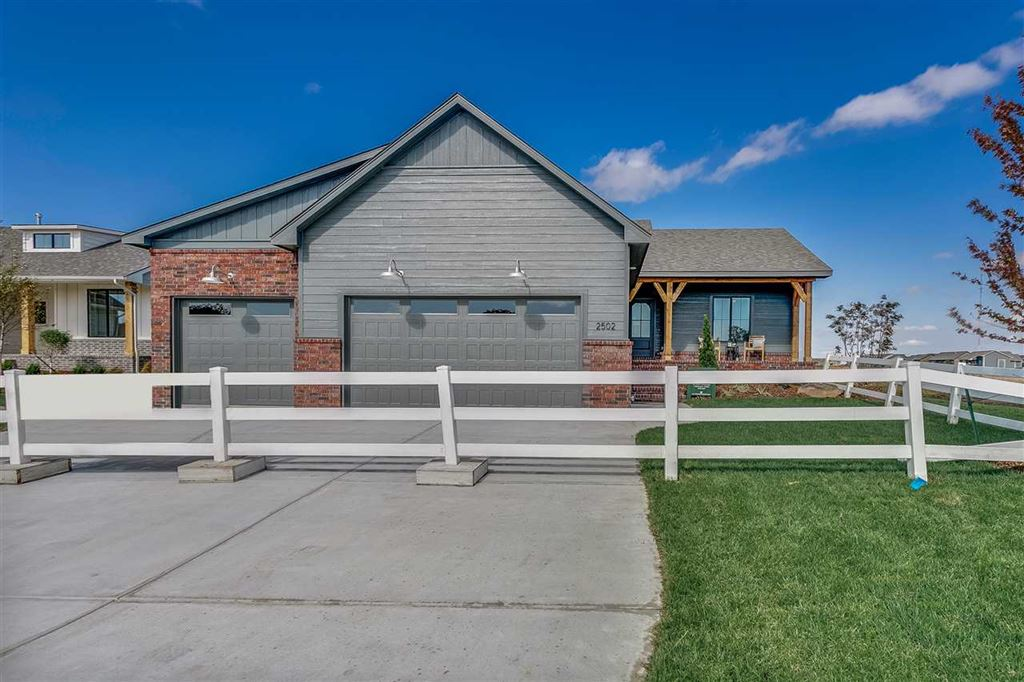 Photo of 2502 Quartz, Andover, KS 67002 (MLS # 573257)