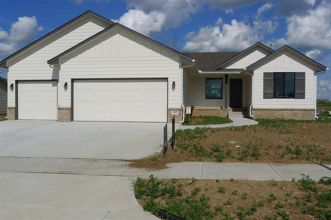 1822 S Stephanie St, Wichita, KS 67207 - MLS#: 577600