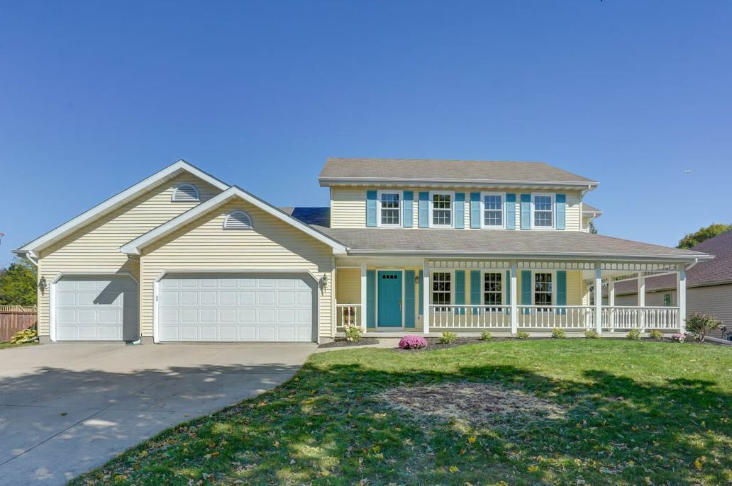 1109 McLean Dr, Madison, WI 53718 - #: 1895000