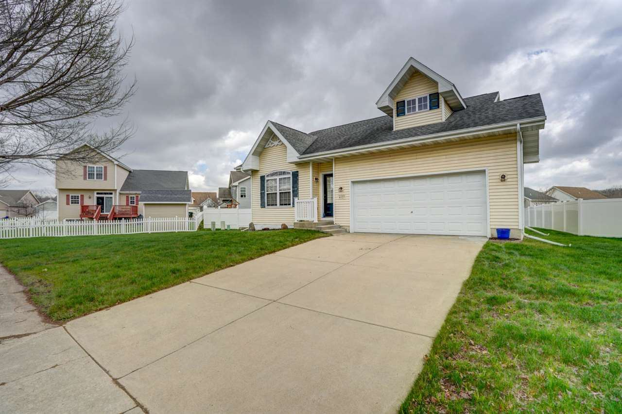 4137 Westerfield LN, Madison, WI 53704 - #: 1906006