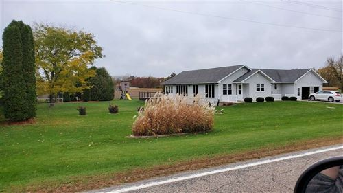 Photo of S9945 County Road E, Sauk City, WI 53583 (MLS # 1896007)