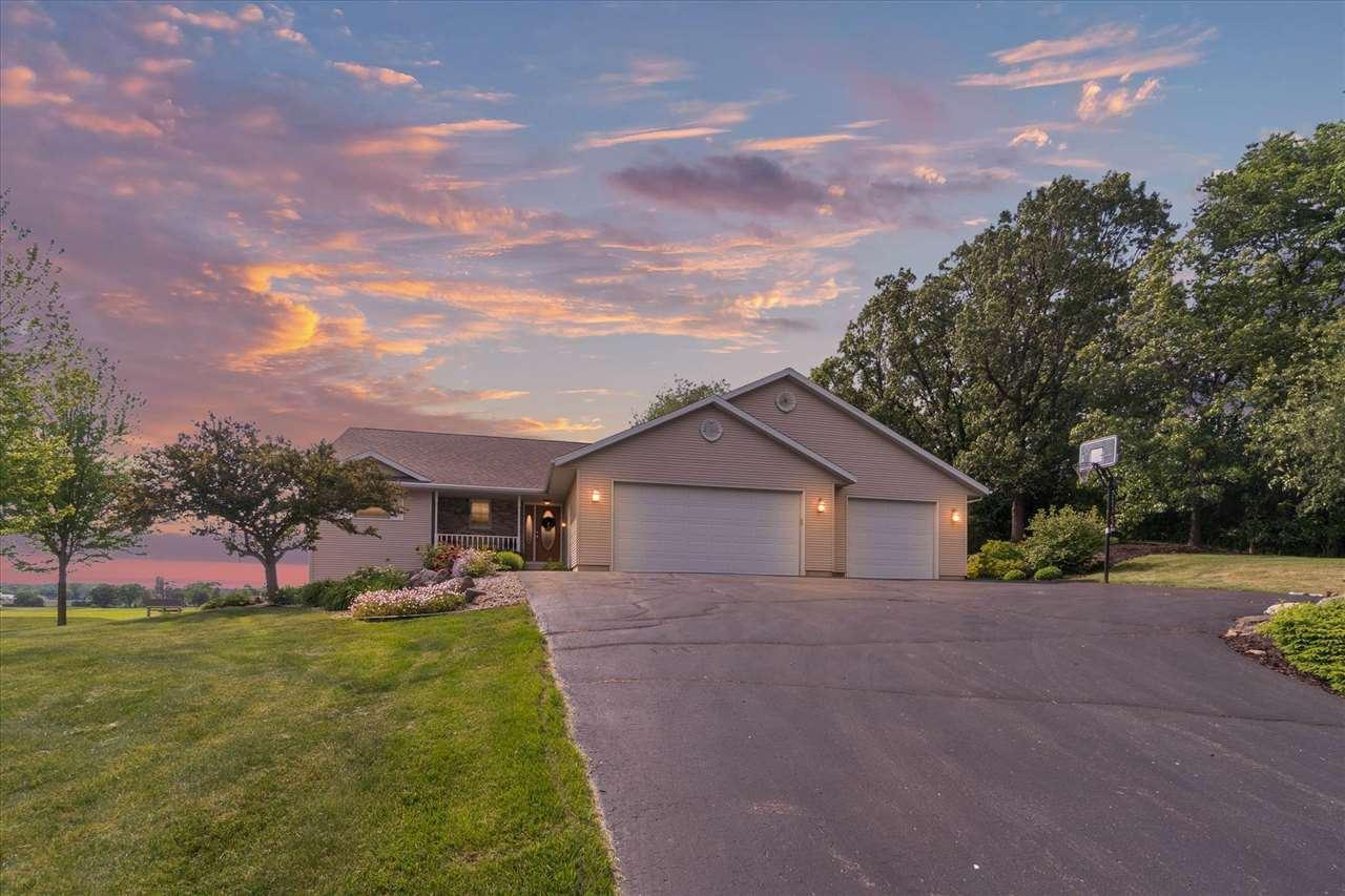 14130 W Northridge Dr, Evansville, WI 53536 - #: 1911008