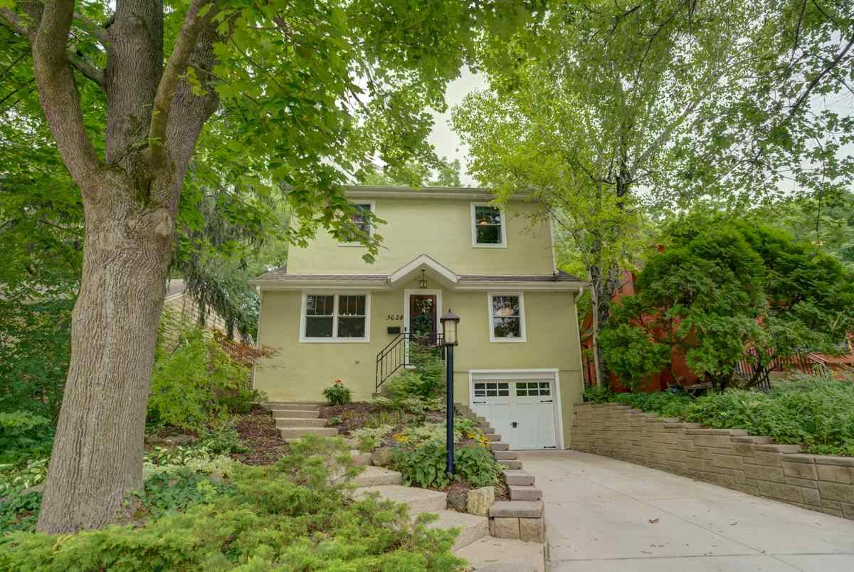 3628 Gregory St, Madison, WI 53711 - #: 1890010