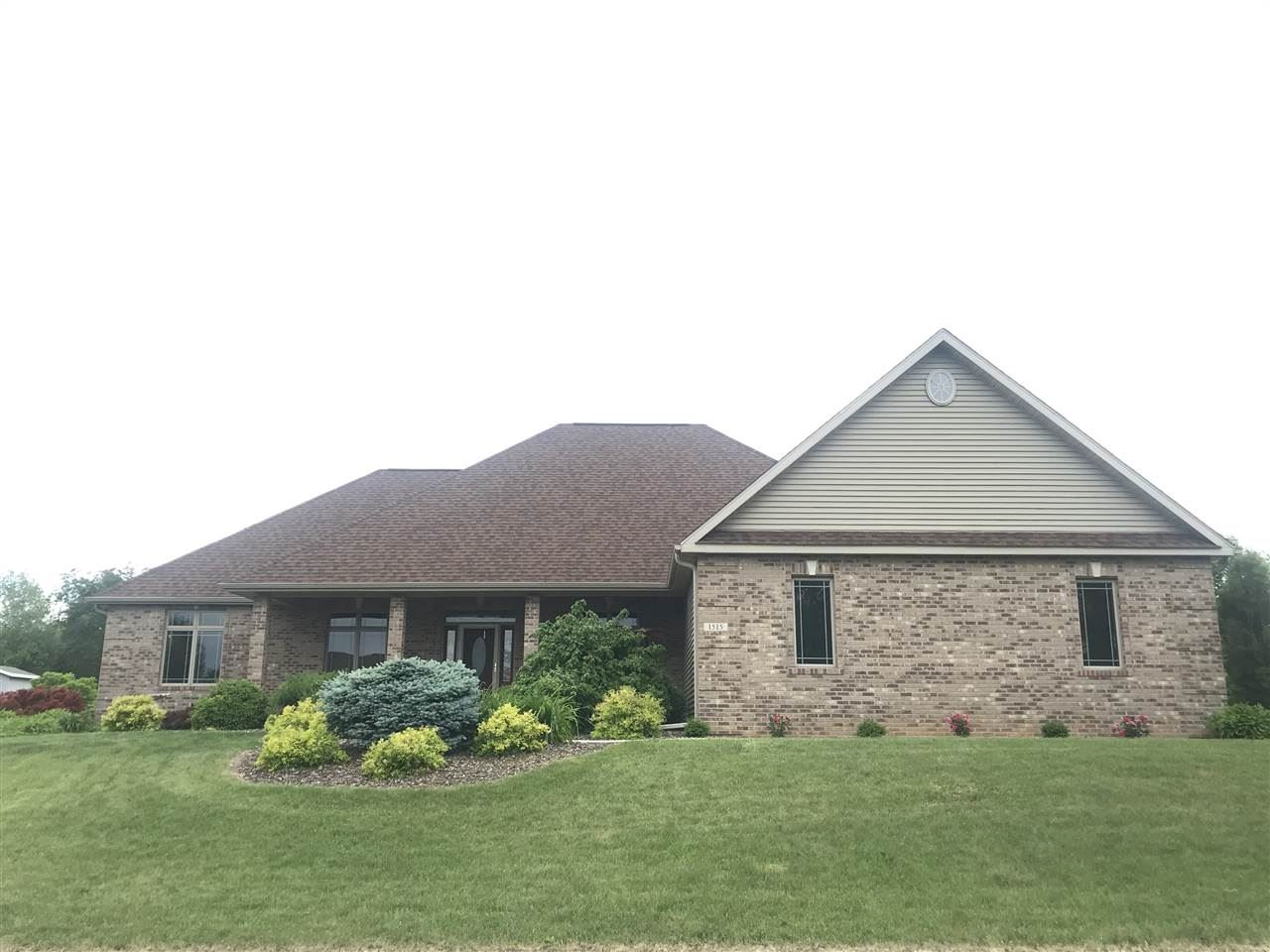 1515 Stacy Ln, Fort Atkinson, WI 53538-2841 - #: 1884013