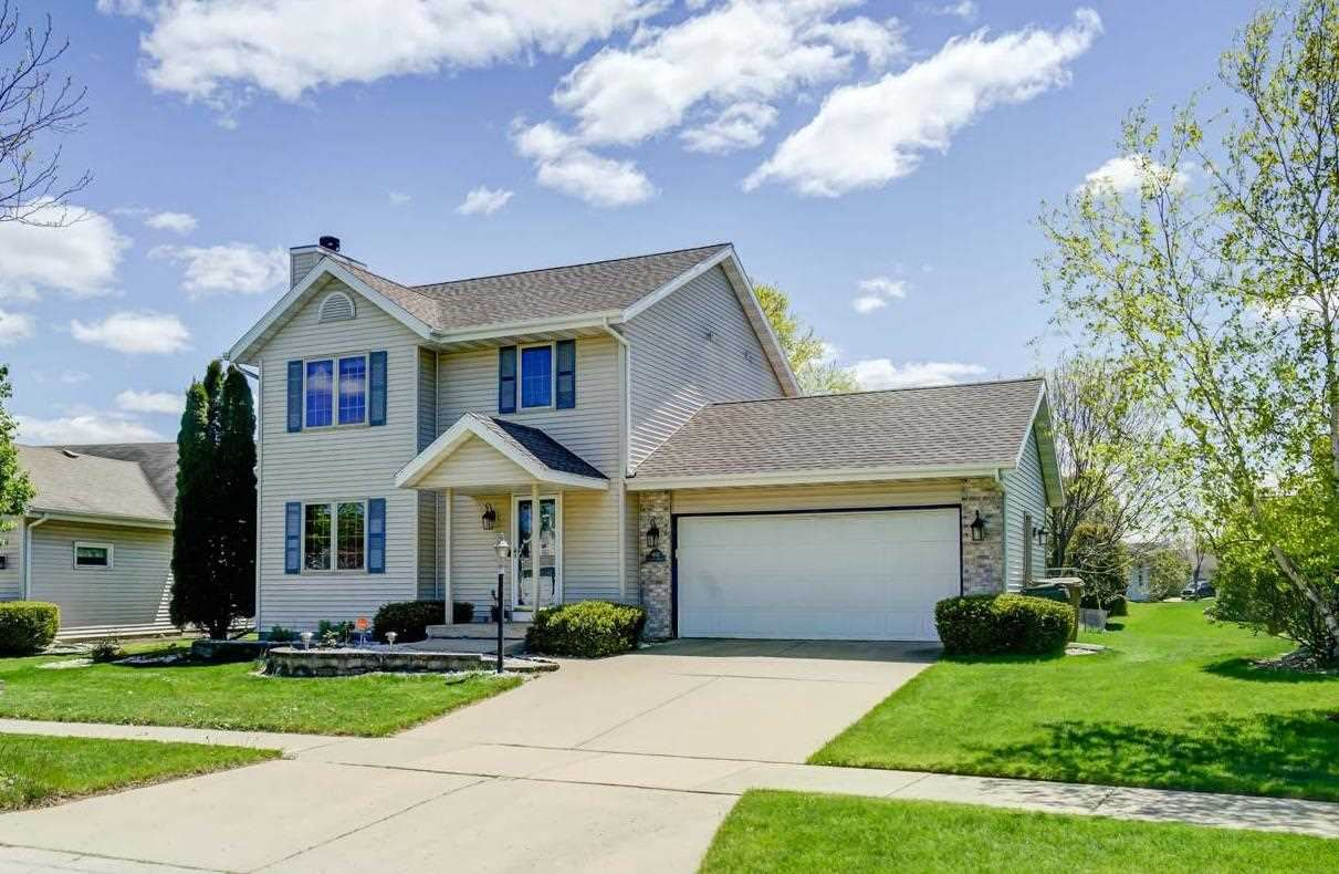 6637 Carlton Dr, Madison, WI 53718 - #: 1909015