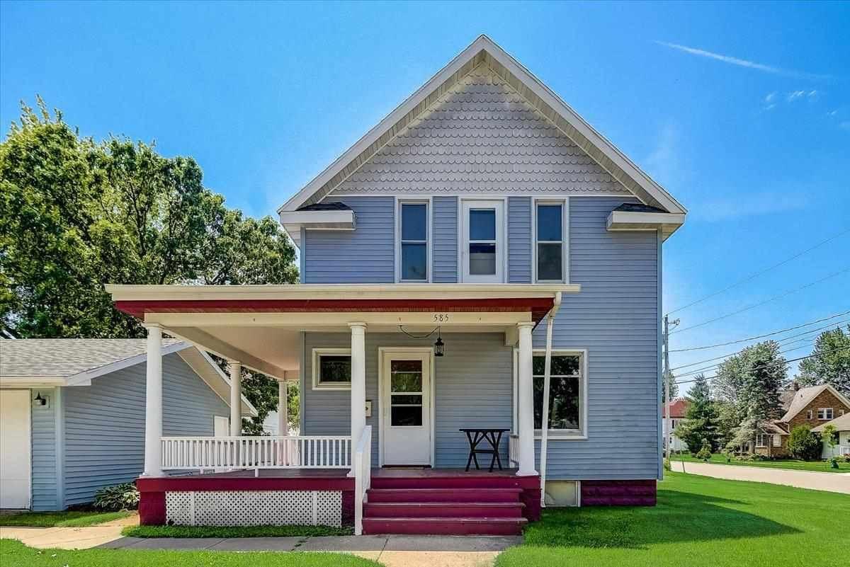585 Washington St, Prairie du Sac, WI 53578 - #: 1911020