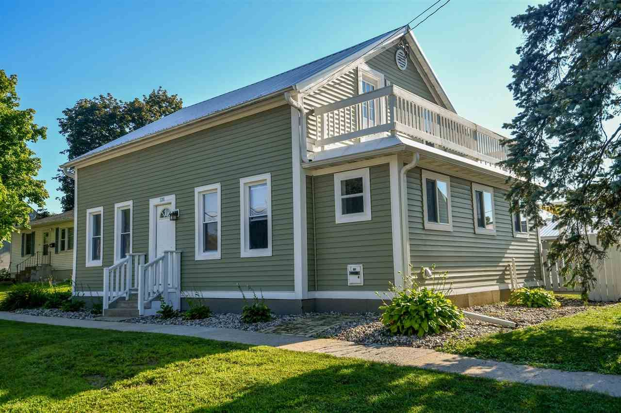 128 N Marion Ave, Jefferson, WI 53549 - #: 1891024