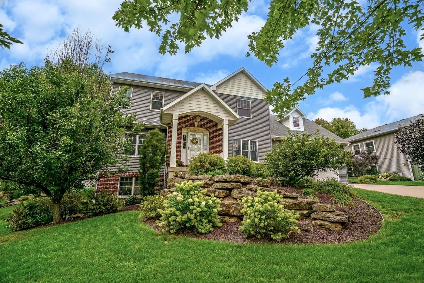 608 Lucky Tr, Mount Horeb, WI 53572 - #: 1919025