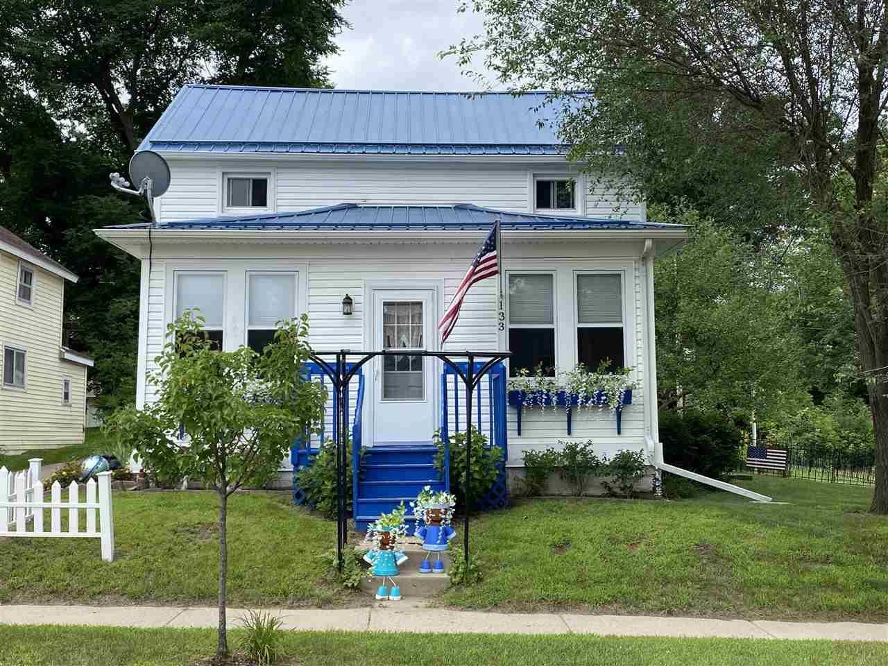133 S Oak St, Adams, WI 53910 - #: 1889027