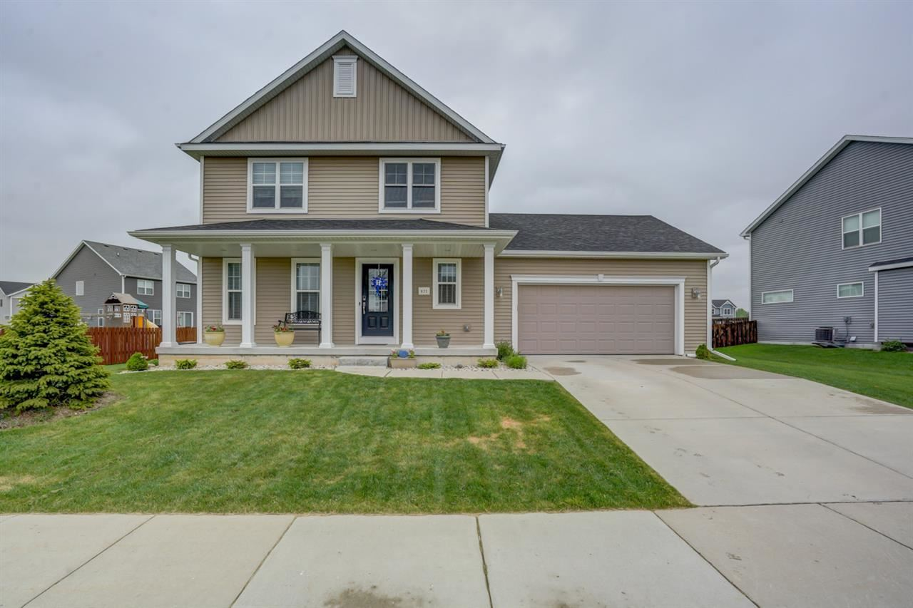 822 Remington Way, Sun Prairie, WI 53590 - #: 1884029