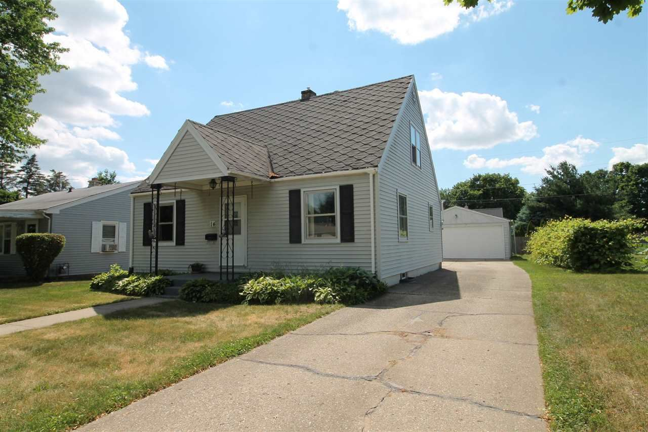14 S Randall Ave, Janesville, WI 53545 - #: 1912030