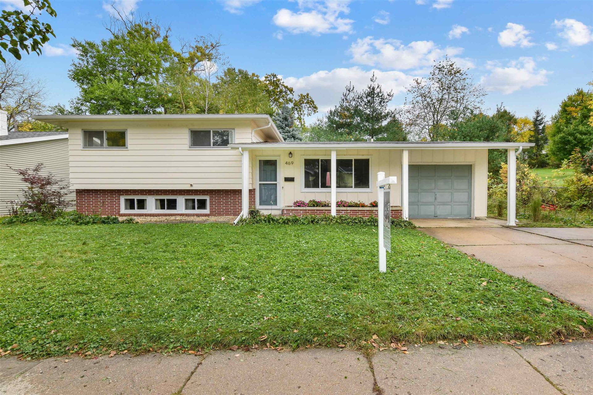 469 S Segoe Rd, Madison, WI 53711 - #: 1922032