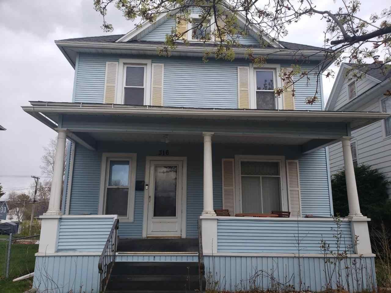 316 N Pine St, Reedsburg, WI 53959 - #: 1907034