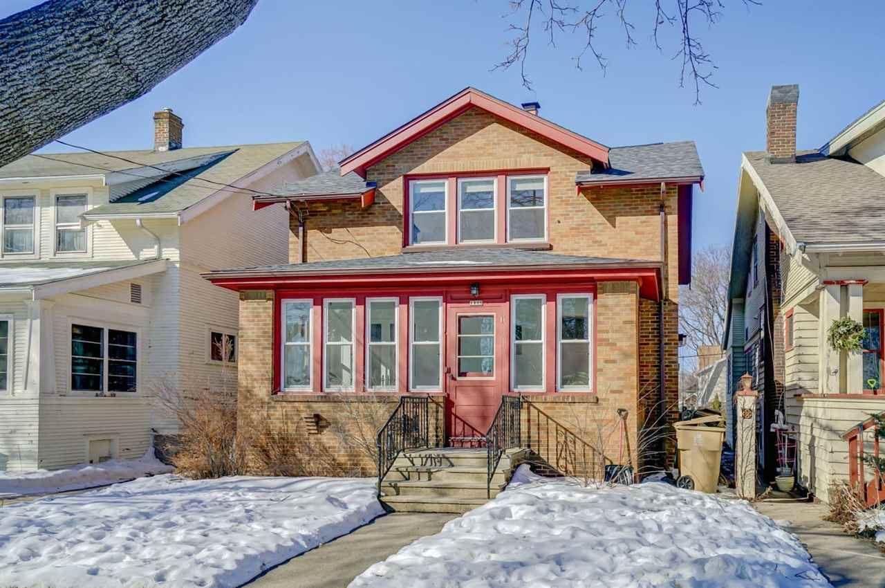 1438 Morrison St, Madison, WI 53703-3814 - MLS#: 1901035
