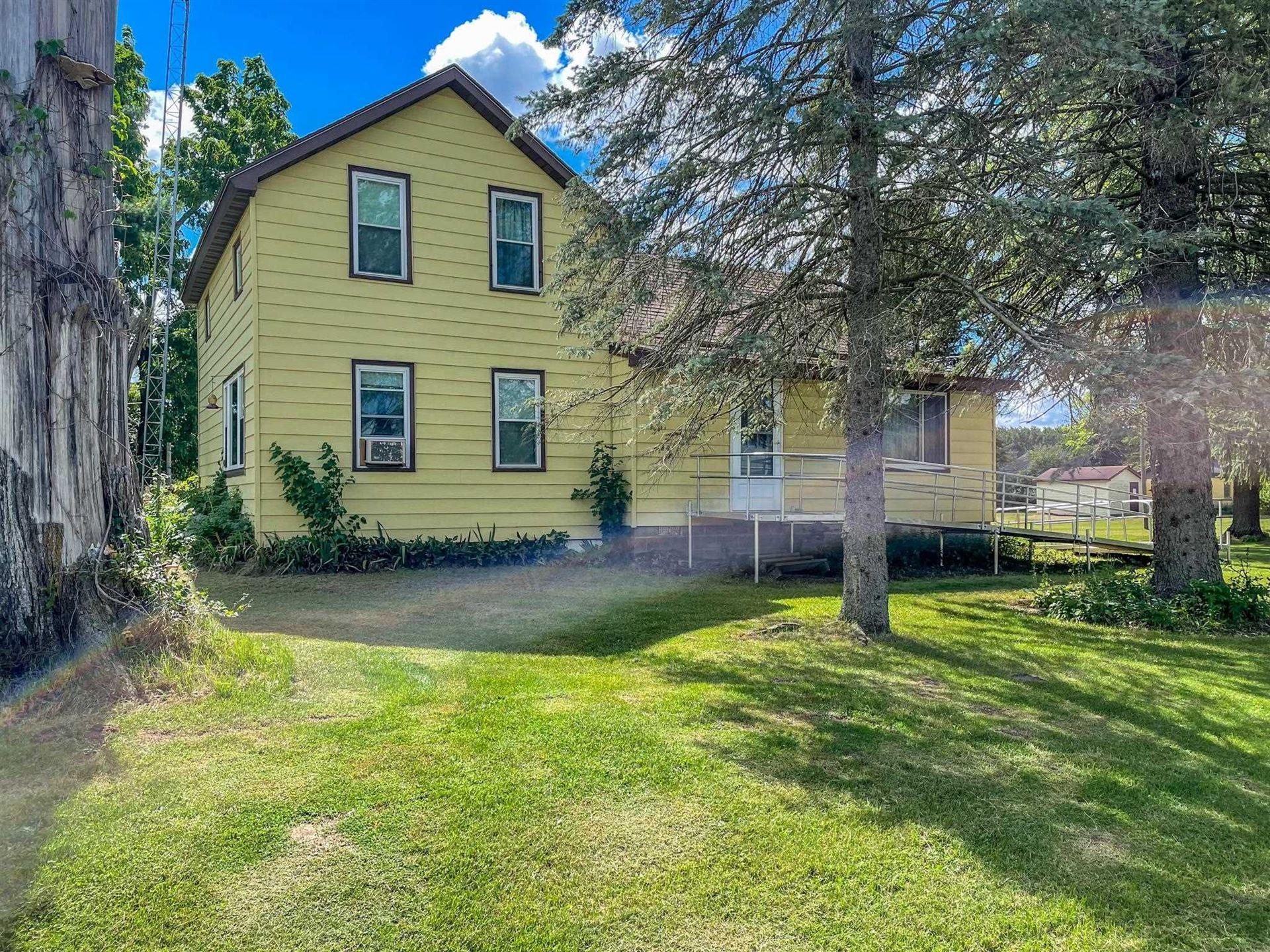 W7545 Welch Prairie Rd, New Lisbon, WI 53950 - #: 1922045