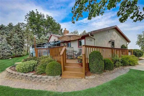 Tiny photo for N3931 O'Connor Rd, Columbus, WI 53925 (MLS # 1916048)